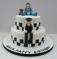 Boys Birthday Cakes Both Adults And Kids Fun Jpg 201x210 Happy Police Officer Cake