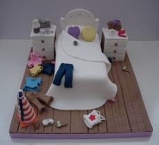 Girls Birthday Cakes Both Adults And Kids By Fun Cakes