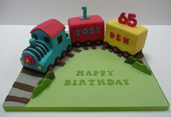 Awesome Childrens Birthday Cakes Great Birthday Cakes For Kids By Fun Cakes Personalised Birthday Cards Arneslily Jamesorg